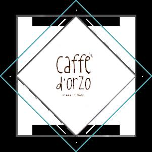 Caffè d'Orzo logo