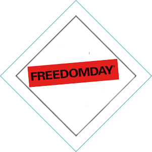 Freedom Day logo